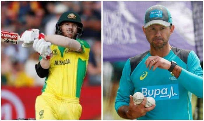 ICC World Cup 2019: David Warner Has Not Yet Reached His Prime, Feels Ricky Ponting