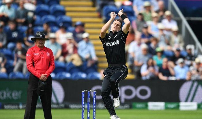 New Zealand Vs Sri Lanka Cricket Match