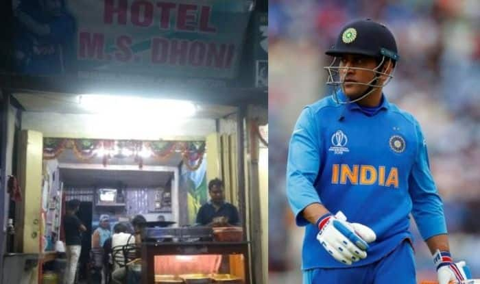 Shambhu, a die-hard Dhoni fan feeds every MSD fan for free, who visits his eatery in Alipurduar district of West Bengal.