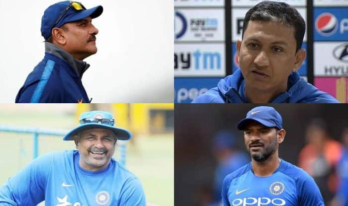 Ravi Shastri, Sanjay Bangar, Bharat Arun, R Sridhar, Team India Support Staff selection, BCCI Selectors to pick coaching staff, Prasad-led committee to pick India support staff, Cricket Advisory Committee (CAC), Kapil Dev, Team India Support Staff, BCCI to announce coaching panel, Virat Kohli, Cricket News, India vs West Indies 2019