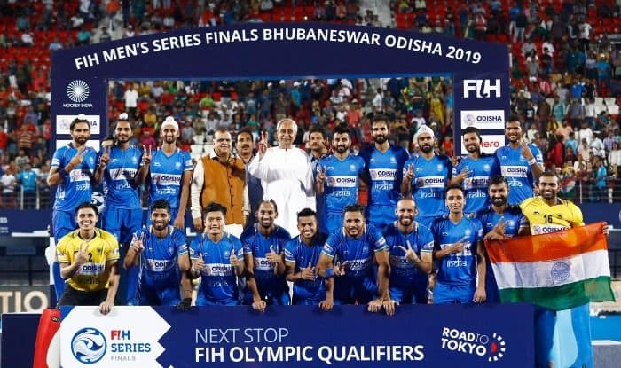 India defeat South Africa in FIH Series Finals