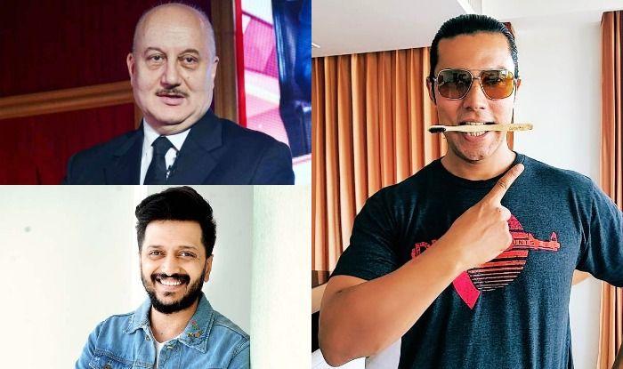 Anupam Kher, Riteish Deshmukh and Randeep Hooda