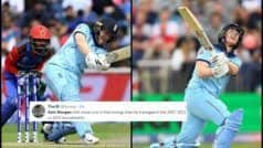 CWC'19: Eoin Morgan Smashes 17 Sixes, Breaks ODI Record During England vs Afghanistan Match