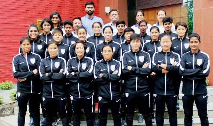 India women's senior football team