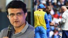 CWC'19: India Have Looked Best, Shikhar Dhawan Rule Out no Surprise: Sourav Ganguly