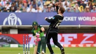 ICC Cricket World Cup 2019 Match 25: Lockie Ferguson Stars as New Zealand Restrict South Africa to 241 For 6