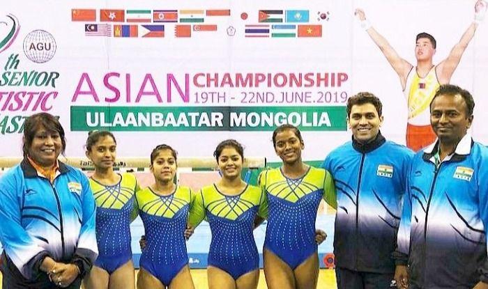 Senior Asian Artistic Gymnastics Championships