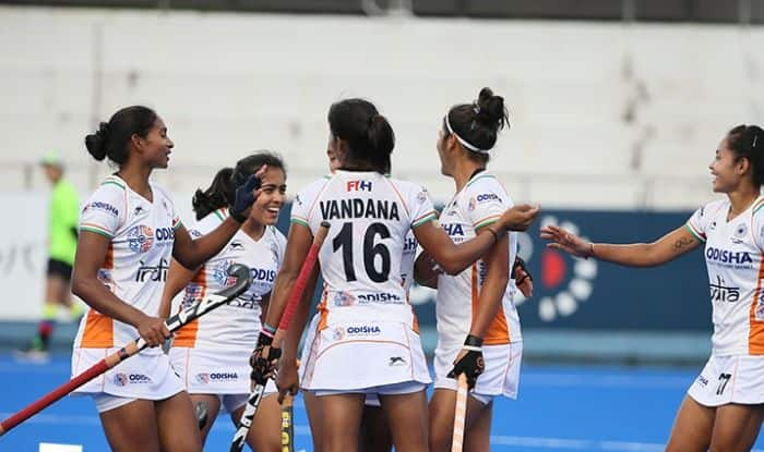 FIH Women's Series Finals, FIH Olympic Qualifiers 2019, Indian women's hockey team, Hockey India