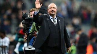Rafa Benitez to Leave Newcastle United