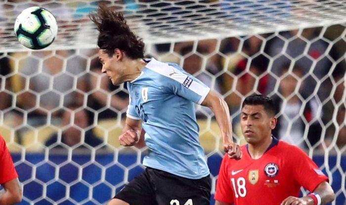 Uruguay beat Chile in Copa America