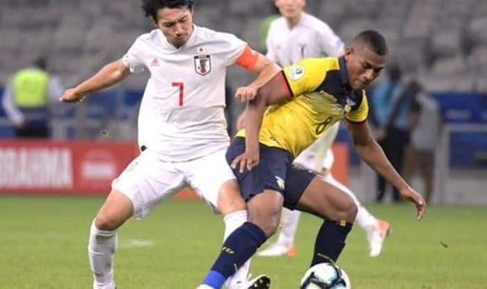 Japan plays draw with Ecuador in Copa America
