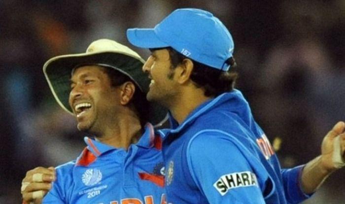 Sachin Tendulkar, MS Dhoni, ICC Cricket World Cup 2019, CWC19, Dhoni, Sachin, Team India, Latest Cricket News