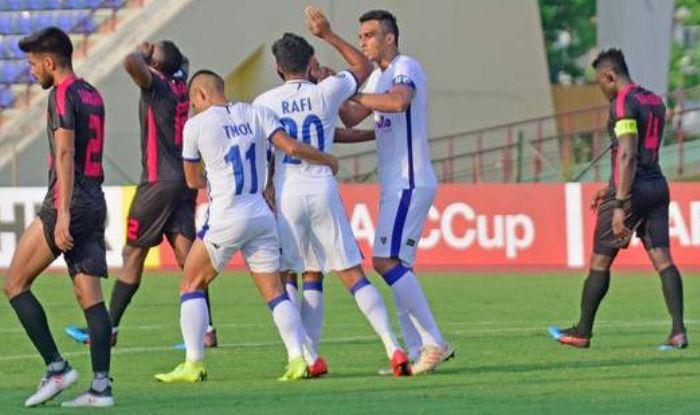 Chennaiyin FC beat Nepal's Manang Marshyangdi Club in the final AFC Cup