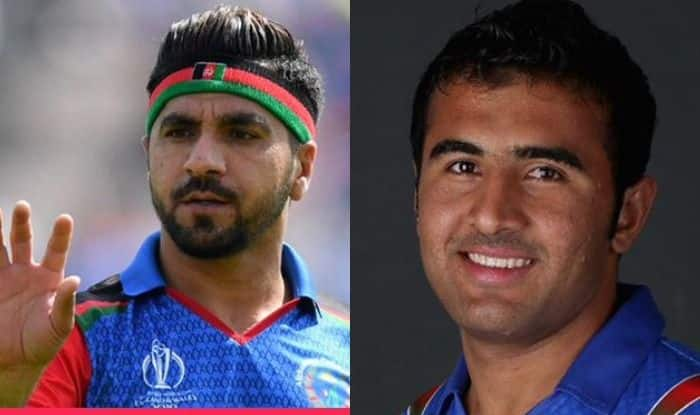 Aftab Alam has been replaced by Sayed Shirzad for Afghanistan.