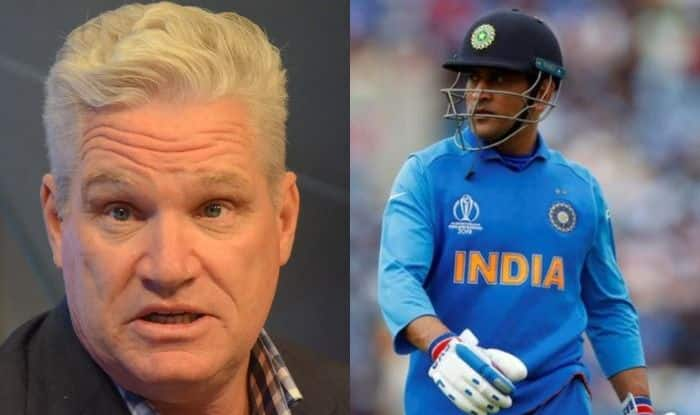 Dean Jones and MS Dhoni