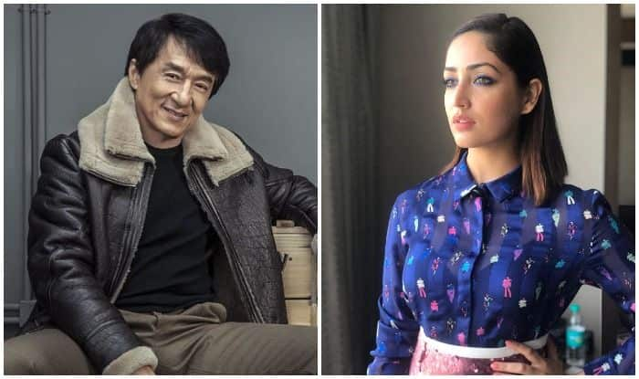 Yami Gautam Can't Keep Calm After Receiving THIS Gift From Jackie Chan And we Don't Blame Her!