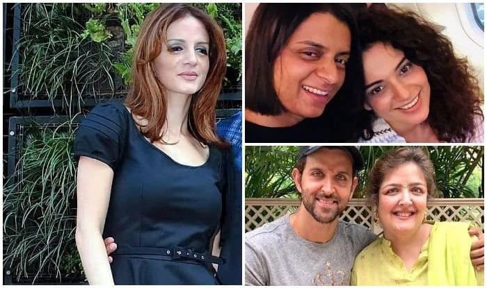 Sussanne Khan Shield's Ex-Husband Hrithik Roshan From Public Glare After Sunaina Roshan's 'Living in Hell' Claim