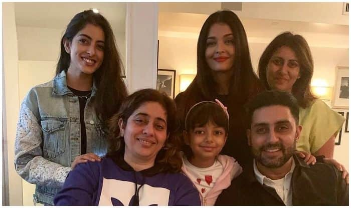 Navya Naveli Nanda-Aaradhya Bachchan's Adorable FamJam is All That we Are Craving For This Mid-Week!