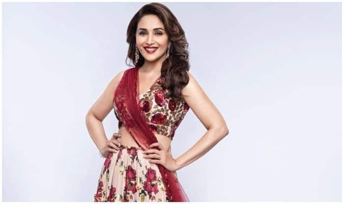 Madhuri Dixit's Latest 'Happy' Picture is All You Need to Turn Your Weekend Rosy And THIS Viral Post is Proof!