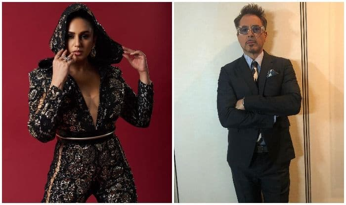 Leila Star Huma Qureshi Hangs Out With Avengers' Tony Stark? Former Shares Picture With Hilarious Caption