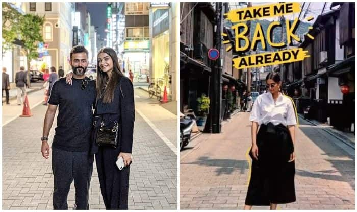 Sonam Kapoor-Anand Ahuja List Out The 'Must Haves' of Tokyo And THIS Viral Video From Japan is Proof!