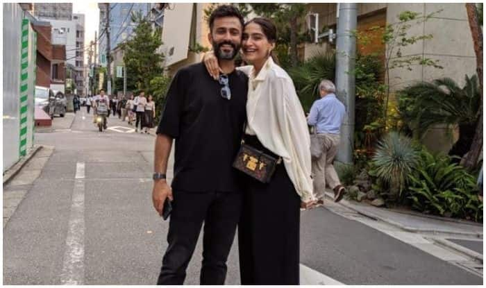 Sonam Kapoor's Mushy Post And Anand Ahuja's Love-Dripping Comment on it Will Make You Beg Cupid For Similar Spouse!