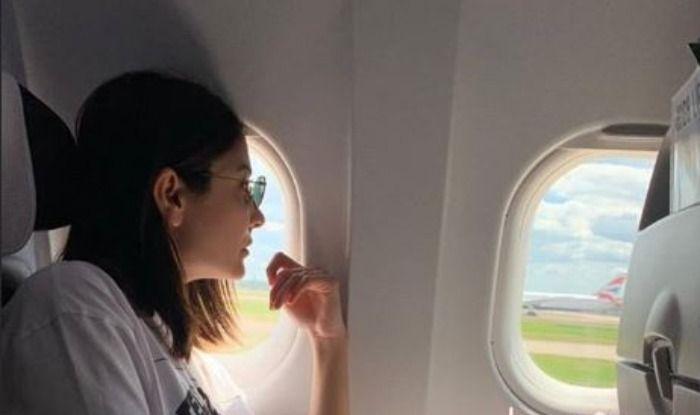 Anushka Sharma Heads to Brussels For Shoot Post Meet With Husband Virat Kohli in England