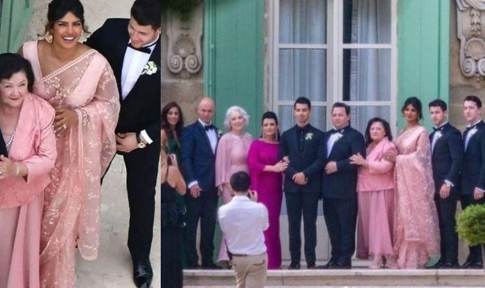 Priyanka Chopra, Joe Jonas, Nick Jonas, Sophie Turner, The Sky is Pink