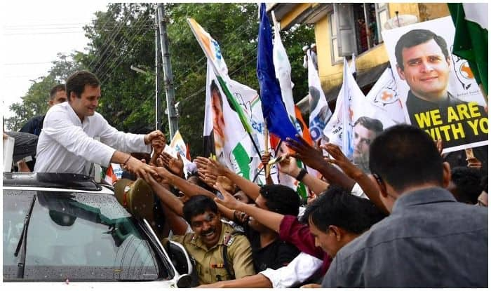 PM Modi Spreads Hatred in Country, Congress Combats it Through Love And Affection: Rahul Gandhi in Wayanad