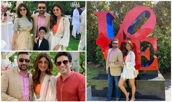 Shilpa Shetty's Mushy Post From London Gets a Touch of Added Romance by Raj Kundra's Cheesy Blame