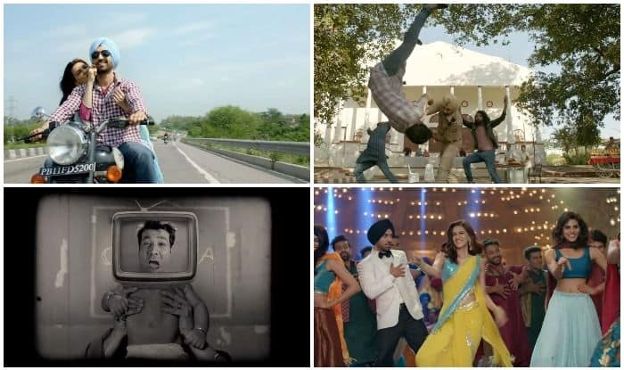 Arjun Patiala Trailer Out: Cute But Macho Policewala Diljit Dosanjh And Dramatic Kriti Sanon Sizzle as Fresh Pair