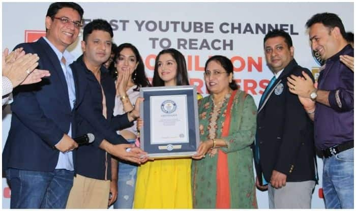 Bhushan Kumar's T-Series Earns Him Guinness World Records Certificate For THIS Reason