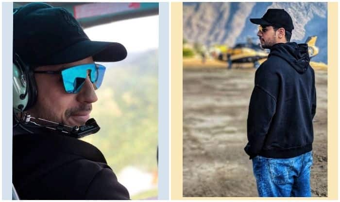 Sidharth Malhotra's Mesmerising Video of Aerial View of Uttrakhand is All You Need to Unwind This Sunday!