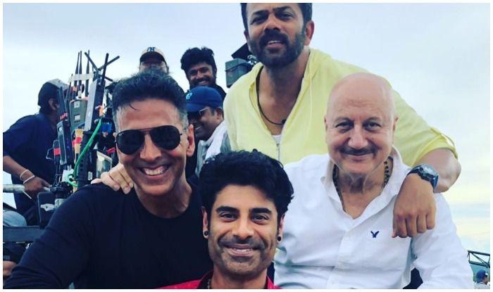 Anupam Kher Roots For Son Sikandar's Performance in Akshay Kumar Starrer Sooryavanshi