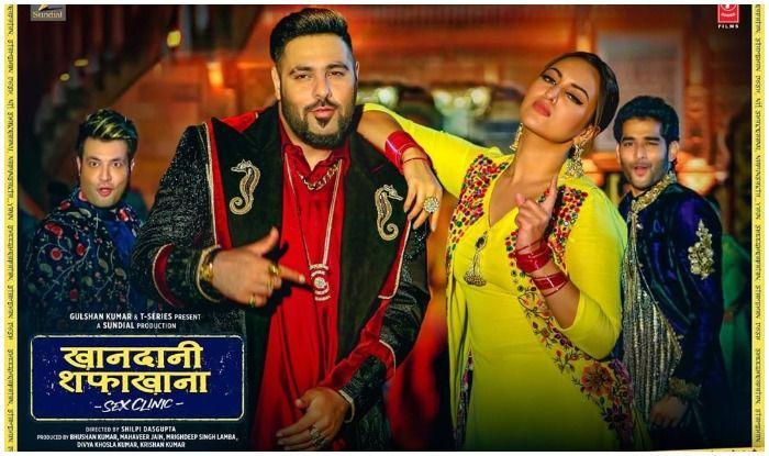 Sonakshi Sinha Shares BTS of Koka Song From Khandaani Shafakhana
