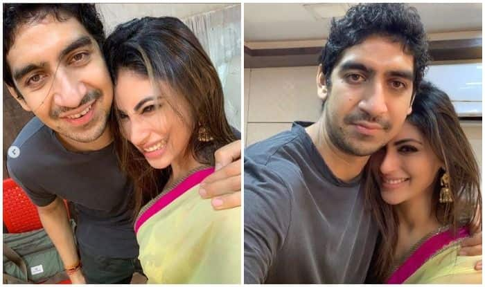 Mouni Roy Shares Cosy Pictures With 'Best Boy-Friend' Ayan Mukerji During Brahmastra Press Conference in Varanasi