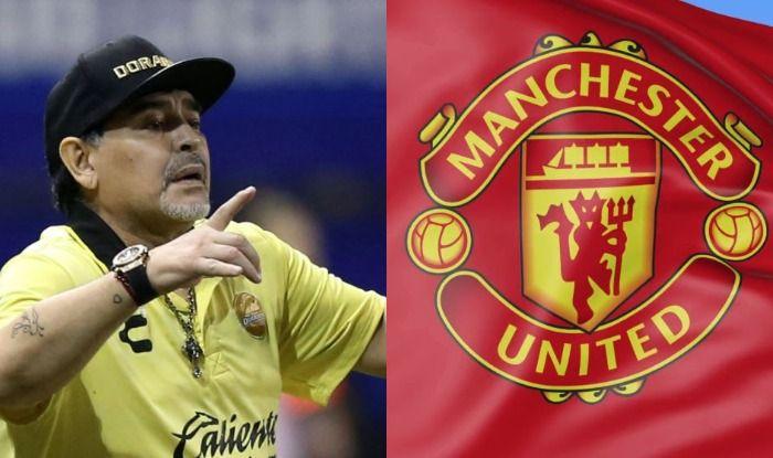 I Am The Man To Fix Manchester United, Says Diego Maradona