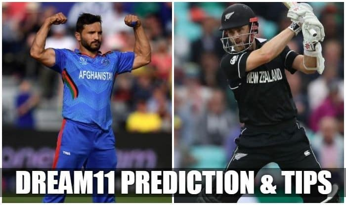 ICC Cricket World Cup 2019, AFG vs NZ Dream XI Predictions, Today Match Predictions, Today Match Tips, Today Match Playing xi, AFG playing xi, NZ playing xi, dream 11 guru tips, Dream XI Predictions for today's match, World Cup AFG vs NZ match Predictions, online cricket betting tips, cricket tips online, dream 11 team, my team 11, dream11 tips, ICC Cricket World Cup Dream11 Prediction