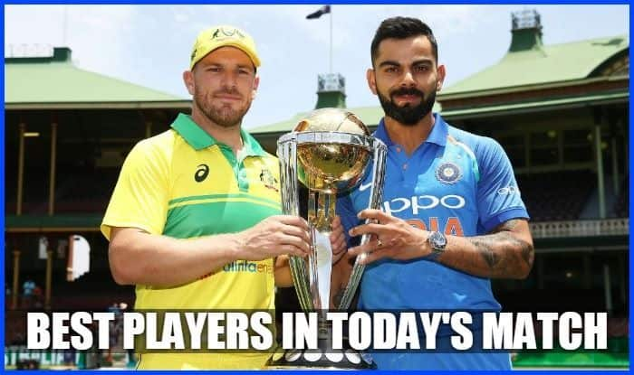 ICC World Cup 2019, ICC Cricket World cup 2019, India vs Australia ICC World Cup 2019, IND vs AUS ICC World Cup 2019, IND vs AUS, India vs Australia best players, India best players in ICC World Cup 2019, Australia best players in ICC World Cup 2019, IND best players in ICC World cup 2019, AUS best players in ICC World cup 2019, MS Dhoni in ICC World cup 2019, Jasprit Bumrah in ICC World Cup 2019, Bumrah bowling, Mitchell Starc in ICC World cup 2019, Starc no ball to gayle,