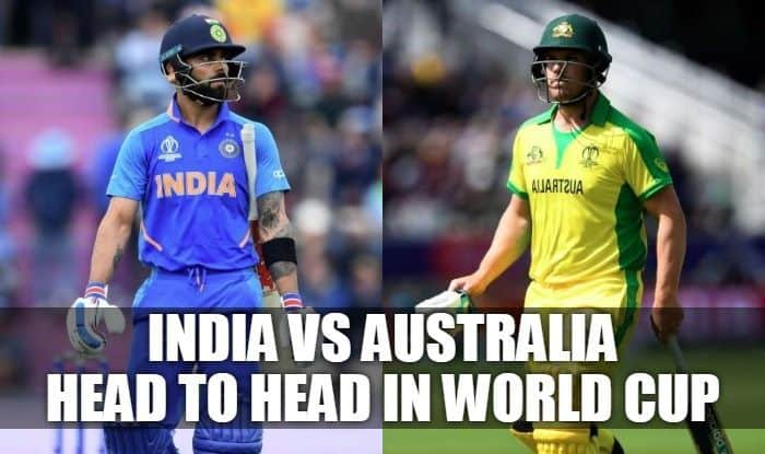 ICC Cricket World Cup 2019: Looback At History Of India-Autralia Matches In World Cup