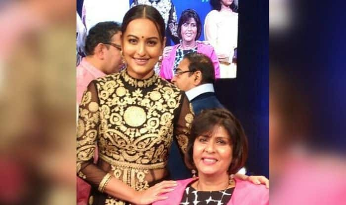 Sonakshi Sinha and Deepa Malik
