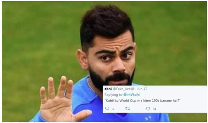Virat Kohli Asks Fans to Caption Photo, Replies Will Leave You ROFL-ing!
