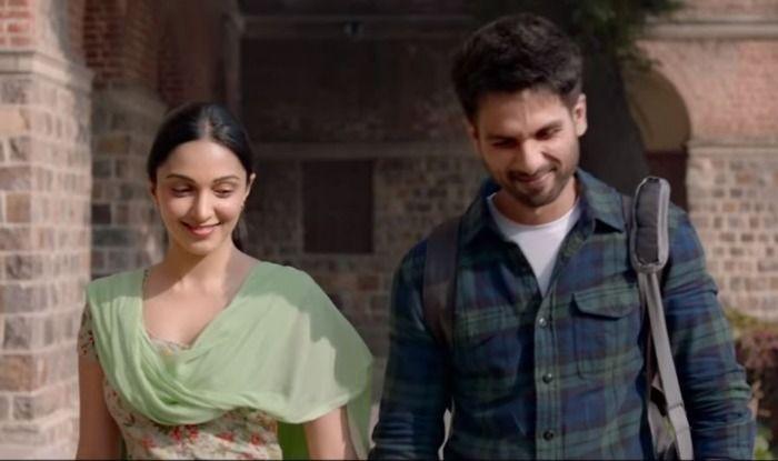 Shahid Kapoor, Kiara Advani in Kabir Singh