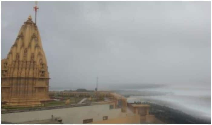 Gujarat Minister Calls Cyclone Vayu 'Kudrati Aafat', Says Can't Shut Somnath Temple For it