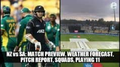 New Zealand Eye Top Spot, While South Africa Aim To Avenge 2015 Defeat