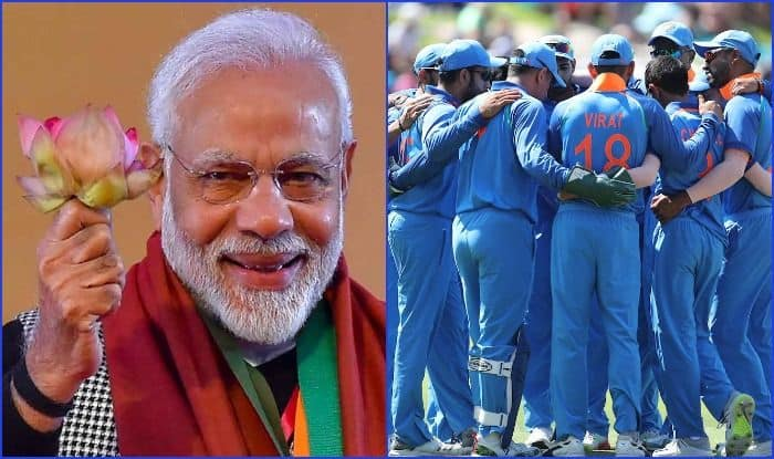 ICC World Cup 2019, ICC Cricket World Cup 2019, India vs South Africa ICC World Cup 2019, IND vs SA ICC World Cup 2019, IND vs SA ICC Cricket World Cup 2019, Naredra Modi, PM Modi, IND vs SA cricket World Cup, PM Modi Wishes team India, PM Modi wishes Men in Blue