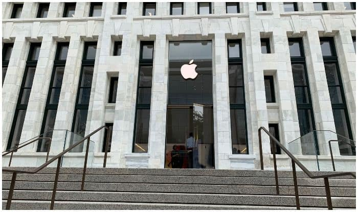Washington DC's Iconic Carnegie Library Becomes Apple's Flagship Store