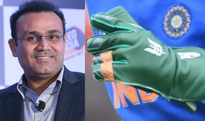 Virender Sehwag Expresses His Views On MS Dhoni's Balidaan Badge Controversy