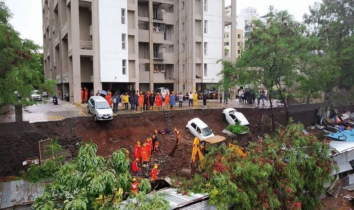 'It is Tilting Outward,' Residents Had Warned Pune Builders 5 Months Ago of Wall That Fell & Killed 17