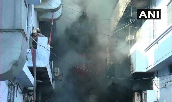 Punjab: Fire Breaks Out at 3 Garment Factories in Ludhiana, 16 Fire Tenders on Spot